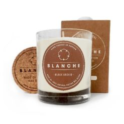 Blanche - Black Orchid - Large