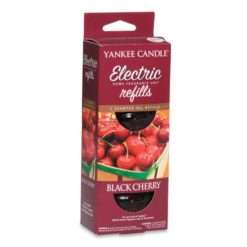 Yankee Candle - Rumsdoft - Black Cherry - Scent Plug Refill