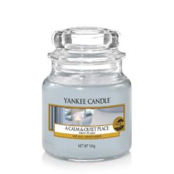 Yankee Candle - Classic - Jar - A Calm & Quiet Place - Small