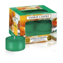 Yankee Candle - Classic - Alfresco Afternoon - Tea Light