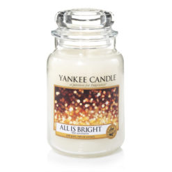 Yankee Candle - Classic - Jar - All Is Bright - Large