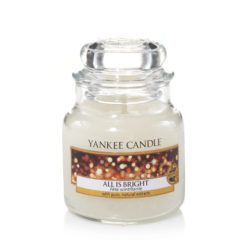 Yankee Candle - Classic - Jar - All Is Bright - Small