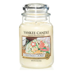 Yankee Candle - Classic - Jar - Christmas Cookie - Large