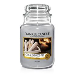 Yankee Candle - Classic - Jar - Crackling Wood Fire - Large