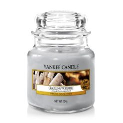 Yankee Candle - Classic - Jar - Crackling Wood Fire - Small