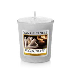 Yankee Candle - Classic - Crackling Wood Fire - Votive