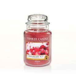 Yankee Candle - Classic - Jar - Cranberry Ice - Large