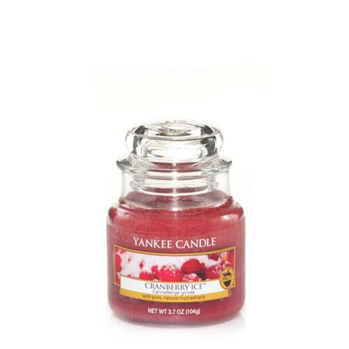 Yankee Candle - Classic - Jar - Cranberry Ice - Small