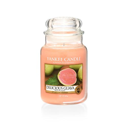 Yankee Candle - Classic - Jar - Delicious Guava - Large
