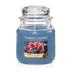Yankee Candle - Classic - Jar - Mulberry & Fig Delight - Medium