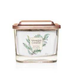 Yankee Candle - Elevation - Square - Arctic Frost - Medium