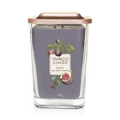 Yankee Candle - Elevation - Square - Fig & Clove - Large